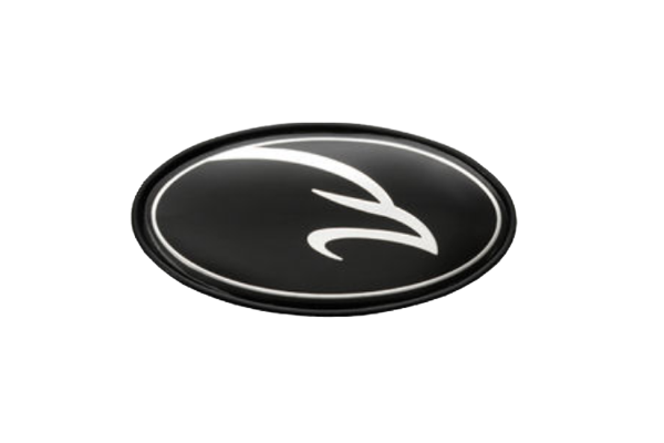 Land Rover Discovery 3 'HAWKE' Oval Grille Badge